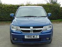 2010 10 DODGE JOURNEY 2.0 SXT CRD 5D AUTO 7 SEATER DIESEL
