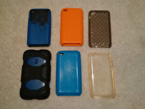 iPOD Touch Gen4 Cases