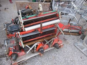 "Jacobsen 11 Blade Reels - 22"" - 9 Available"