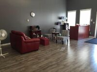 ABOVE AND BEYOND HAIR SALON IN WARMAN SK - ETHETICS AND REIKI