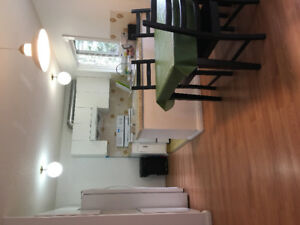 The room for rent near Dalhousie Ctrain station