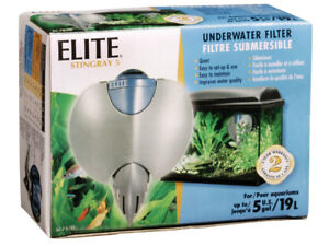 The Elite Stingray 5 Underwater Aquarium