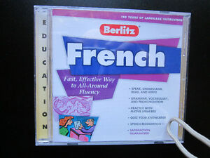 Learn To Speak French CDs