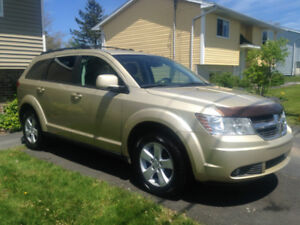 2010 Dodge Journey With New Winter Tires