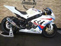 BMW S1000RR Superstock Race Bike
