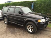 Mitsubishi Shogun Sport 2.5TD Trojan - FINANCE AVAILABLE