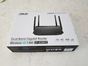 Router modem wireless ASUS Dual Band AC1300