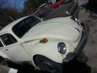 classic beetle easy to restore