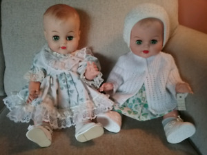 1960's Baby Dolls ($25 Each)