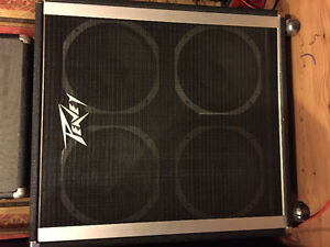 peavey speaker cabinet buy or sell amps pedals in ontario kijiji classifieds. Black Bedroom Furniture Sets. Home Design Ideas