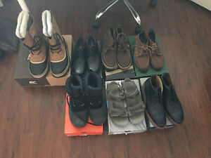 Nice Shoes for Sale! Sorel, Rockport, Stacy Adams....