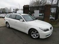 2010 59 BMW 5 SERIES 3.0 530D AC TOURING 5D 232 BHP DIESEL 1 OWNER EX POLICE CAR