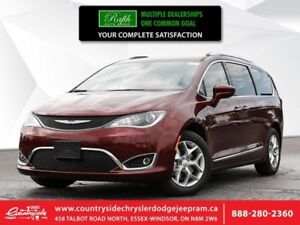 2019 Chrysler Pacifica Touring-L 2WD  - Leather Seats