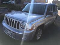 Jeep Patriot 2.0CRD Limited HEATED LEATHER SEAT