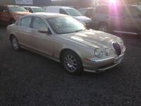 Jaguar S-TYPE 2.5 V6 auto 2003 03 reg