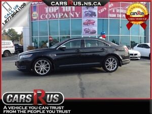 2013 Ford Taurus Limited AWD FINANCE AND GET FREE WINTER TIRES!