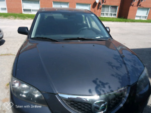 2007 Mazda 3 as is