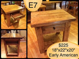 RUSTIC SOLID WOOD FARMHOUSE BEDS - TWIN/DOUBLE/QUEEN/KING/BUNK Kingston Kingston Area image 5