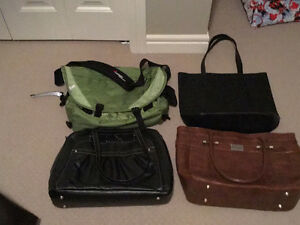 Assorted Work Bags - Prices in Description