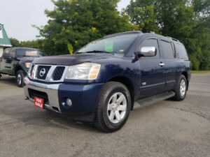 NISSAN ARMADA 4X4 SUV ** FULLY LOADED **  CALL # 905-373-9242