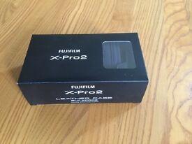 New Fujifilm X-Pro 2 Leather Case