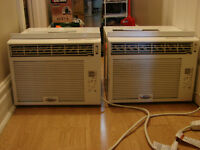 2 Climatiseur whirlpool 12000 BTU / 2 air conditioners 12000 BTU