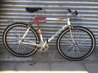 PEUGEOT SINGLE SPEED CUSTOM BIKE SIZE 54CM REYNOLDS 501