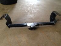 Trailer hitch off 2008 dodge charger