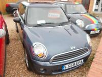 2009 Mini First 1.4 low tax low insurance new mot fsh warranty etc cheap