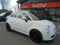 2013 FIAT 500 1.2 Street WITH 1 2 LEATHER INTERIOR FFSH