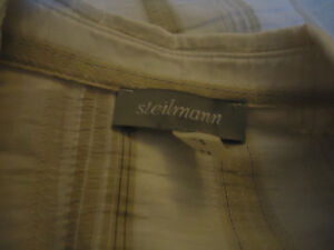 Ladies Size 14 3/4 Sleeve Lightweight Dress Shirt by Steilmann Kingston Kingston Area image 3