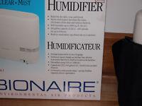 Humidificateur Bionaire
