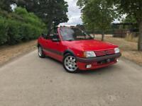 Peugeot 205 1.9 CTI