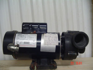 HYDROPOOL 2 SPEED SPA MOTOR, never installed or used