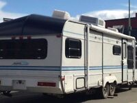 1987 travel trailer price reduced