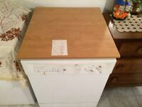 White dishwasher! Great condition