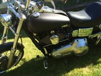 2007 Harley Davidson fxdwg moved no room need sold