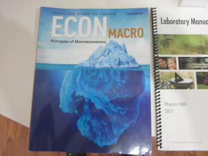 McMaster University Text Books