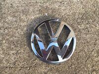 "Large VW 3"" Volkswagen badge"