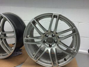 Audi Rims (will fit some VW and Mercedes too) Kingston Kingston Area image 3