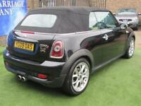2009 MINI Convertible 1.6 Cooper S 2dr
