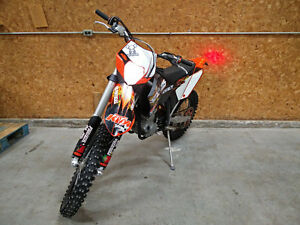 2010 KTM 450 XC-W 6 Days (end season sale)