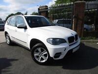 2013 63 BMW X5 3.0 XDRIVE30D AC 5D AUTO 241 BHP DIESEL EX POLICE FSH