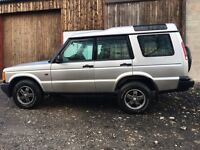 Land Rover Discovery 2 TD5 2001 Full Mot