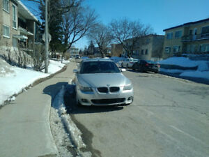 2006 BMW 530 XI M PACKAGE VENTE RAPIDE