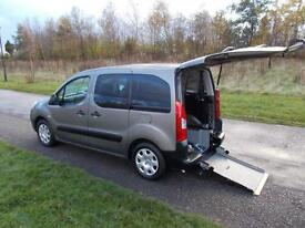 2010 Peugeot Partner Tepee 1.6 Petrol *5 SEATS* Wheelchair Accessible Disabled