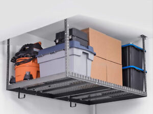 NewAge Products  Ceiling Mount Garage Storage Rack