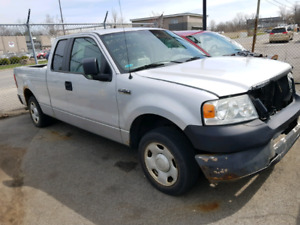 2007 Ford F150 For Parts or Sale