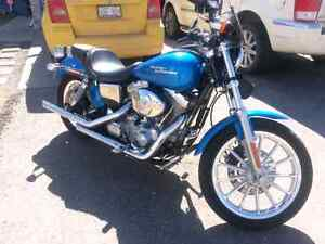 2004 Harley Davidson FXDI