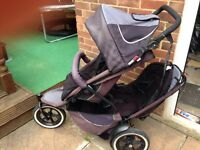 Phil and teds sport double pushchair